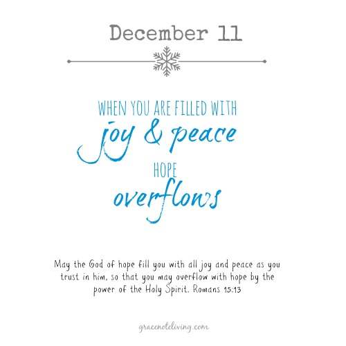 Advent dec 11