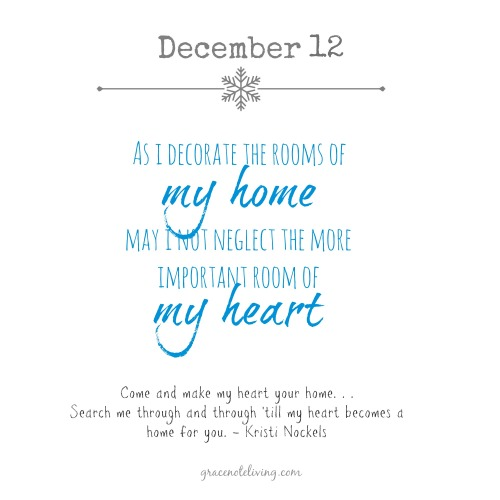 Advent dec 12
