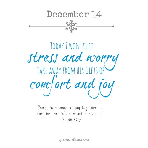 Advent dec 14