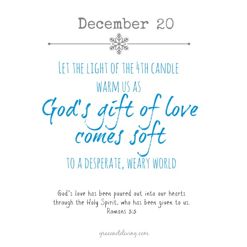 Advent dec 20