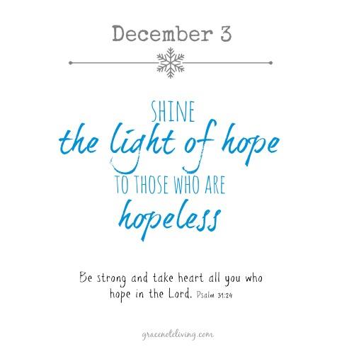 Advent Dec 3