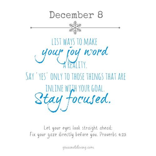 Advent Dec 8