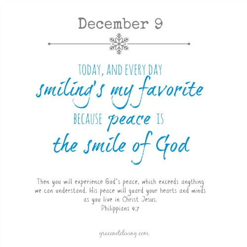 Advent Dec 9